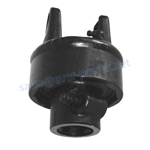 Overrunning clutch for PTO drive shafes