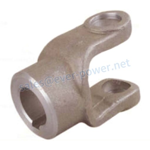 PLAIN BORE YOKE B KEYWAY For Agricultural Pto SHAFT