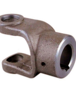 PLAIN BORE YOKE C KEYWAY THREADED HOLE For Agricultural Pto SHAFT