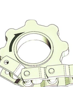 Pintle Chain Sprockets 1
