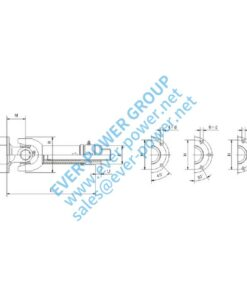 Sliding joint assembly (ES) - Sliding joint assembly ES 1 247x296