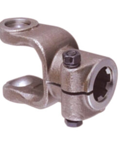 Splined yoke 02 interfering bolt for agricultural pto shaft
