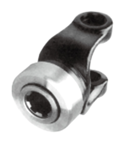 Splined yoke 03 with collar for agricultural pto shaft - Splined yoke 03 with collar for agricultural pto shaft 247x296
