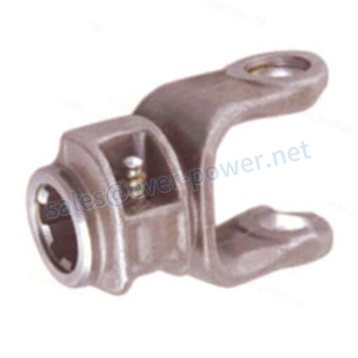 Splined yoke 05 pushpin for agricultural pto shaft
