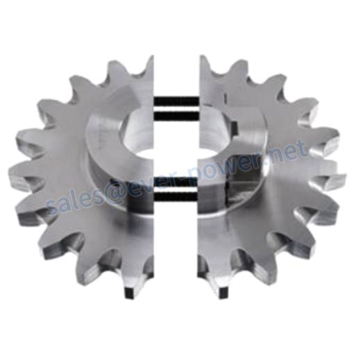 Split Hub Sprockets For Mill Chain 1