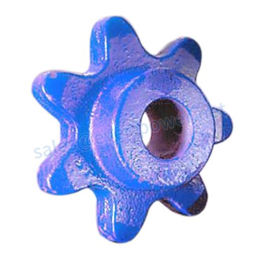 Sprockets Gearbox And Chain TMR Feeder Mixer