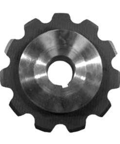 Straight Sidebar Welded Steel Chain Sprockets 1