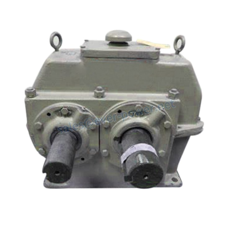 Planetary parallel axis twin output shaft speed reducers