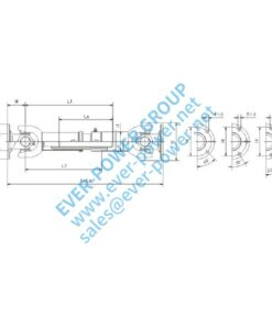 The fixed transmission shaft assembly (NFD) - The fixed transmission shaft assembly NFD 1 247x296