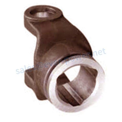Triangular yoke for agricultural pto shaft 1