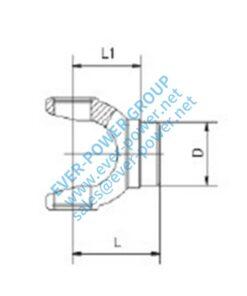 Welding fork (W) - Welding fork W 1 247x296
