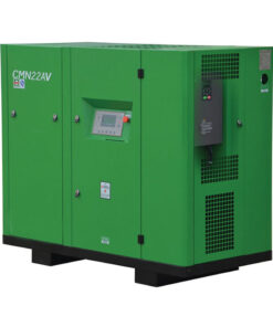 frequency conversion micro oil screw air compressor