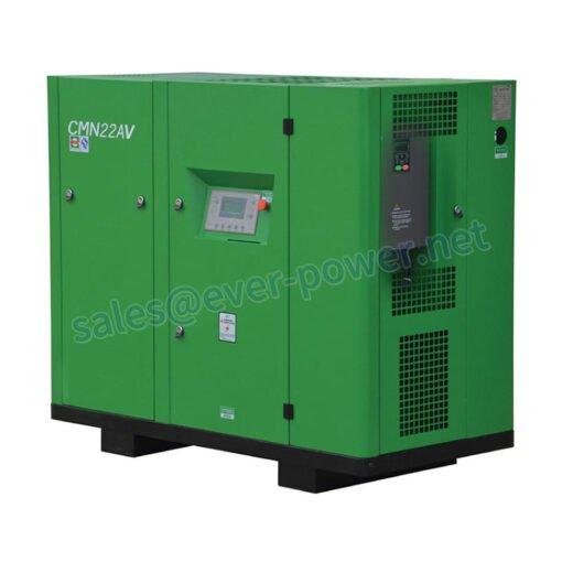 frequency conversion micro oil screw air compressor