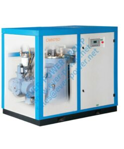 low pressure micro oil screw air compressor