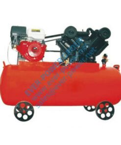 Engine Driven Air Compressor 4