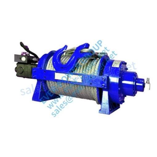 110 Hydraulic Winches