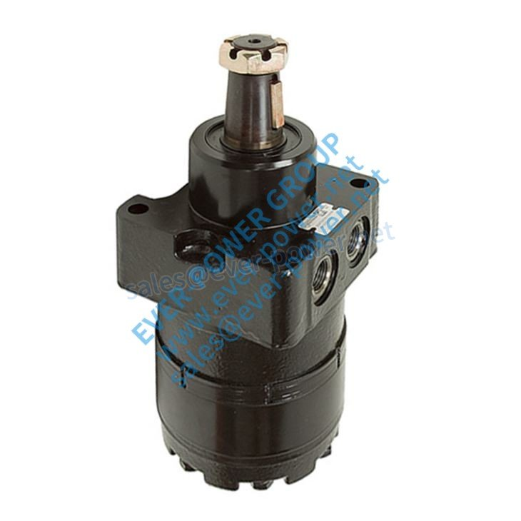 9.76 cu.in//rev Gerotor Hydraulic Motor 2000 PSI 15.8 GPM Square flange