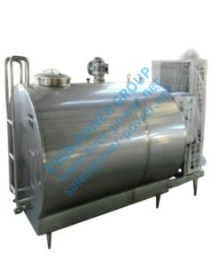 Air Compressor For Dairy Equipment