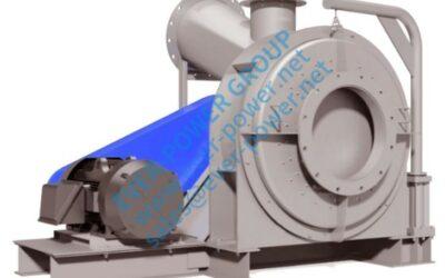 Air Compressor For Organic Fertilizer Production