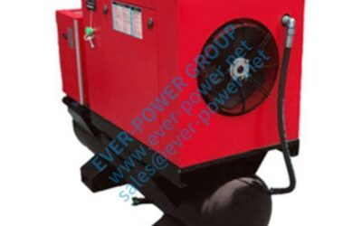 Screw Air Compressor For Laser Cutting