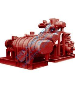 Gas-Cooling Roots Pump - 132 Gas Cooling Roots Pump 247x296