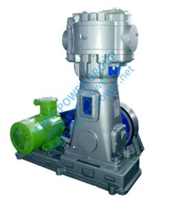 143 Reciprocating Vacuum Pump