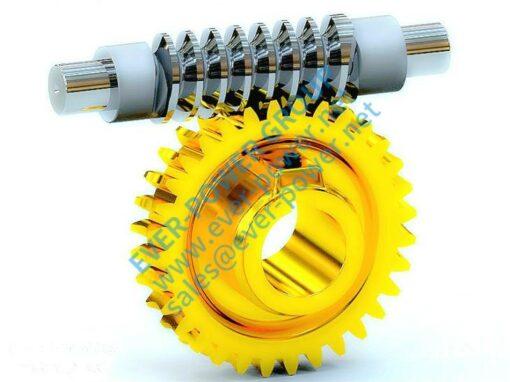 Bronze Worm Gear Wheels