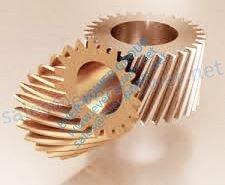 Bronze Screw Gears