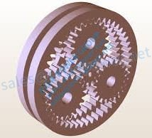 Planetary Gear Reduction