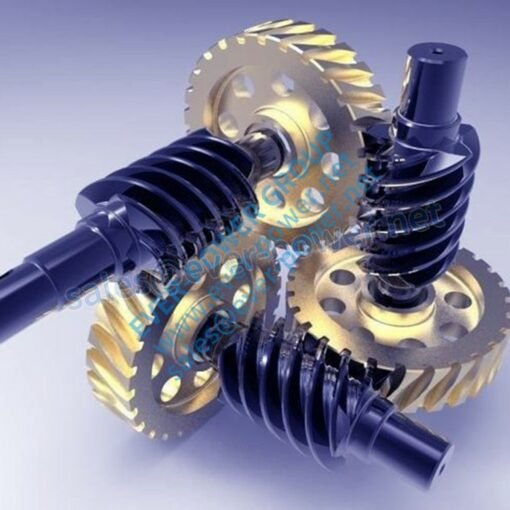Self Locking Worm Gear