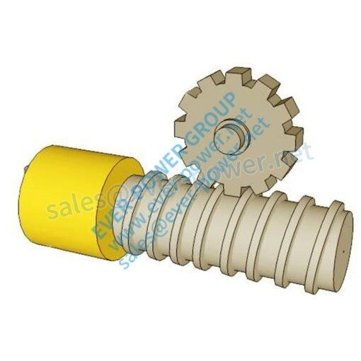 Worm Gear And Worm Wheel