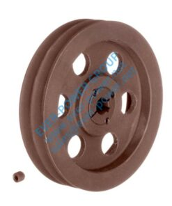 240 Pulley Gearbox