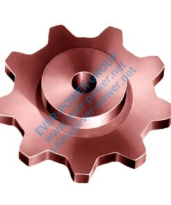 Weld Finish Sprockets
