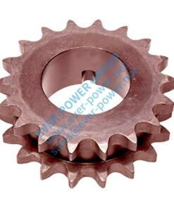 Double Single Sprockets