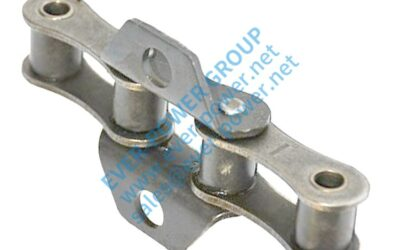 Special agricultural chains with attachments