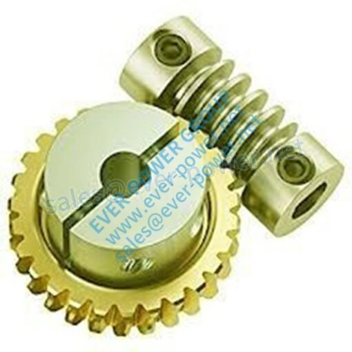 34 worm gear slew drive