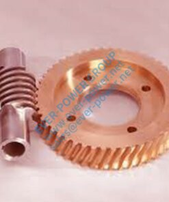 enveloping worm gear