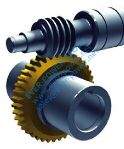 single start worm gear