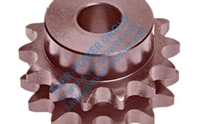 Double Roller Chain Sprockets