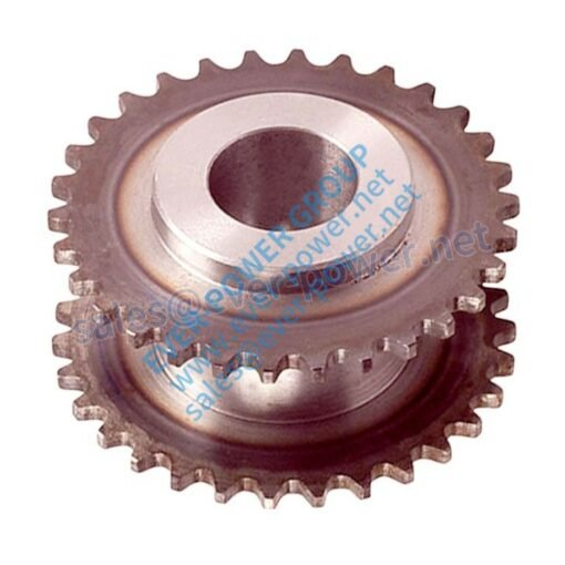 Double Pitch Chain Sprockets