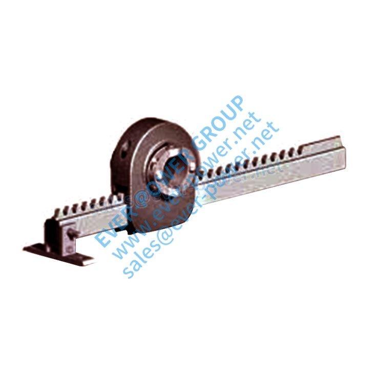 Gear Rack For Rack Actuator