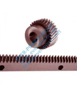 Ground Helical Gear Racks