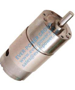 มอเตอร์เกียร์ Dc 12v - 57 Dc Gear Motor 12v 247x296