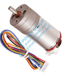 62 Dc Motor With Encoder