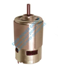 63 High Speed Dc Motor