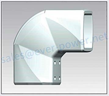 Cantilever Bracket - 90 degree corner 55 75 40