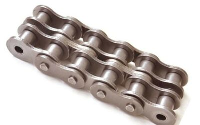 Heavy Duty Cranked Link Chains