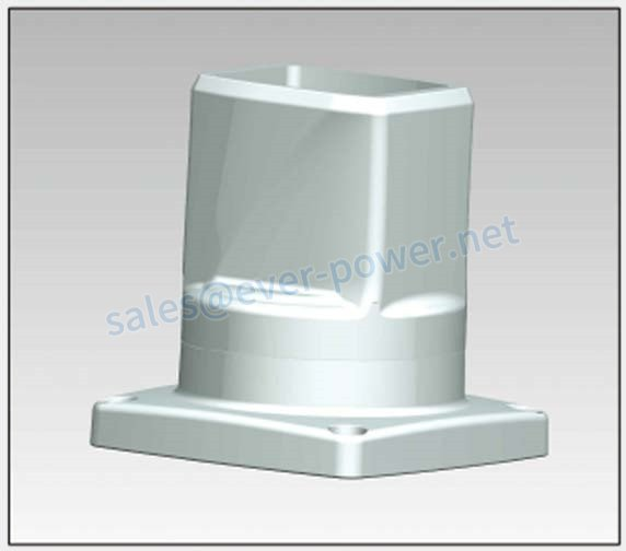 Cantilever Bracket - Rotatable base 44 60 10 50
