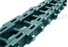 Steel Materials Drawbench Chain