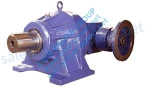 Bevel Planetary Gearbox